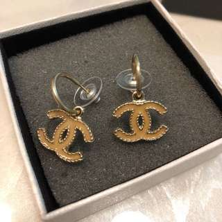 Authentic Chanel Earring