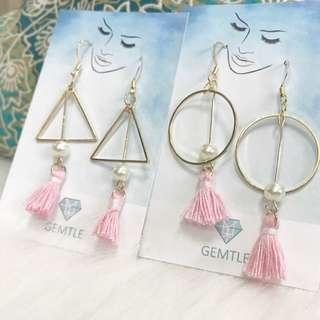 Gemtle Geometric Earrings