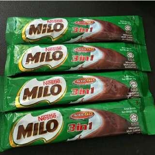 Milo Active Go Choco Malt