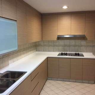 Hillbrooks condominium 3+utility room for rent