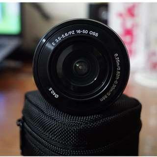 Sony E 16-50mm f/3.5-5.6 OSS (Black)