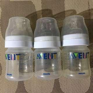 Avent 4oz classic bottle