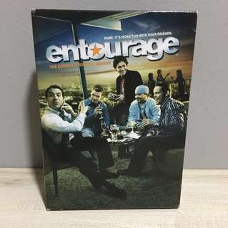 Entourage complete season 2 hbo