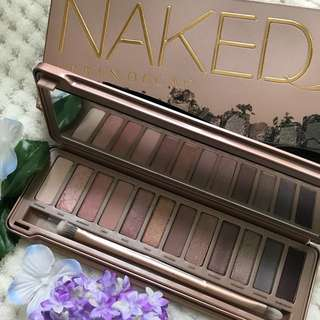 Naked 3 Palette $380