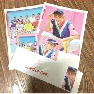 Wanna one (park woo jin)🌻