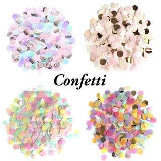 Confetti - Party Wedding Decoration