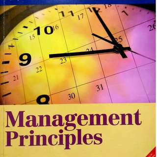 Management Principles by Robert Kreitner
