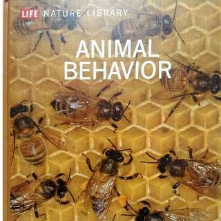 Life Nature Library: Animal Behavior (Hardbound)