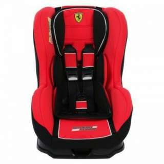 Carseat Ferrari