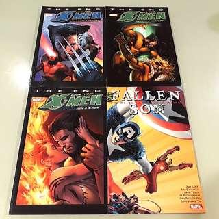 🔥Marvel Comics: X-Men The End + Free Gift (DC Comics)