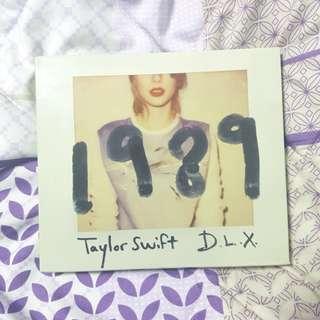 1989 - Taylor Swift D.L.X