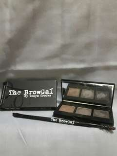 The BROWGAL by Tanya Crooks (no.1)