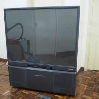 Free 52in TV Toshiba 50G9UXE