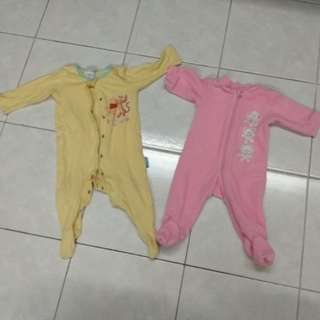 Baby Sleepsuit 3-6 months