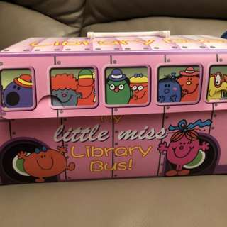 Little Miss Library Bus
