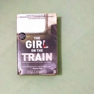 The Girl on The Train (by Paula Hawkins)