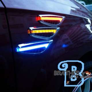 Side Fender Signal Light LED
