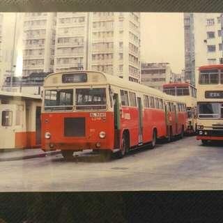 KMB 巴士相片。供分享