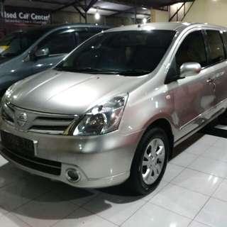 Nissan Grand Livina XV 1.5 2012 matic..Gress, Tinggal GAS