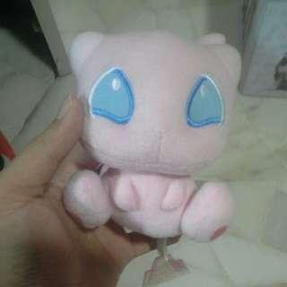 Pokemon original mew plush