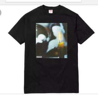 Supreme candle tee M size