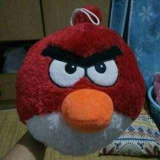 Boneka anggry bird