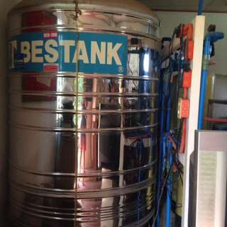 Water Station Tank