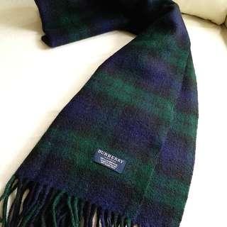 Burberry Vintage Scarf 圍巾 頸巾