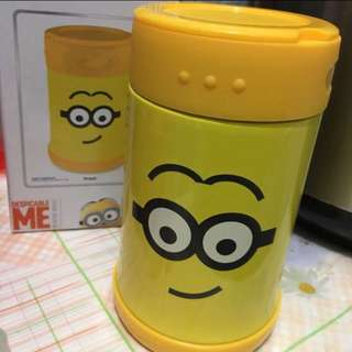 Minions vacuum jar 450ml