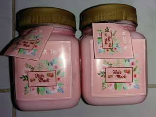 Hairmask stawberry