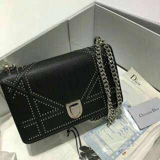 Diorama Black Bag