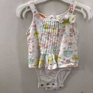 Authentic PUMPKIN PATCH Romper