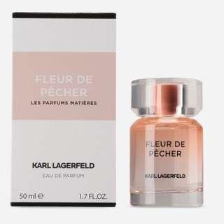 Karl lagerfeld perfume - FLEUR DE PECHER