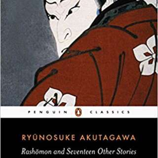 Rashomon - sobering and irreverent reflections on ancient Japan