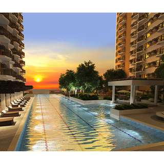 Manila Bay Condo near Mall of Asia. 1 Bedroom. flexible payment schemes. Fully furnished