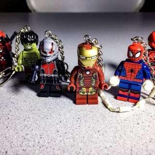 Marvels Minifigchain