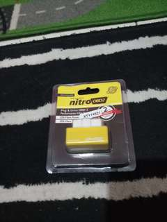 Nitro OBD2 : Alat penjimat minyak