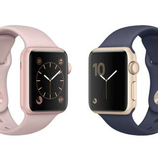 Apple Watch Series 1 42mm / 蘋果手錶 Series 1 42mm (官方價: HKD 2188)