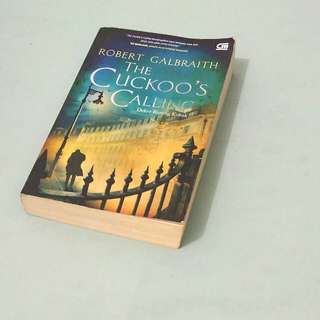 The Cuckoo's Calling (by Robert Galbraith)