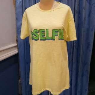 T-shirt #Selfie Lucu😍 murah