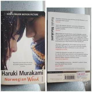 Norwegian Wood (2 Different Cover)