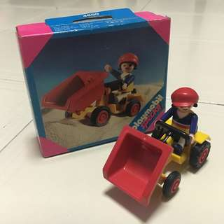 Vintage Collectible Playmobil Special - 1