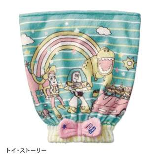 Disney Japan Hair Towel (Mickey//rapunzel//olaf//toy story//rapunzel)