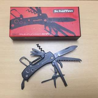 Schaffen 13in1 Multi-Function Knife