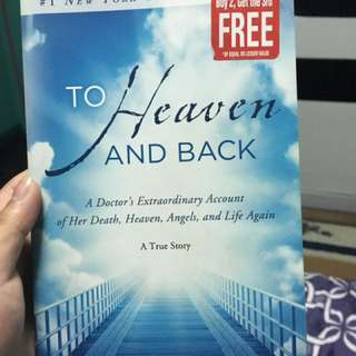 To Heaven and Back by Mary Neal, MD