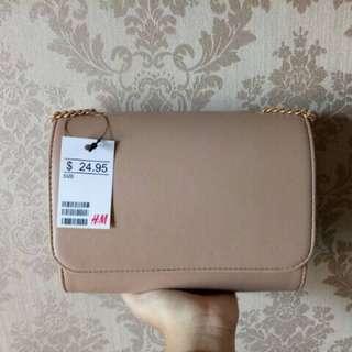 H&M look mini clutch