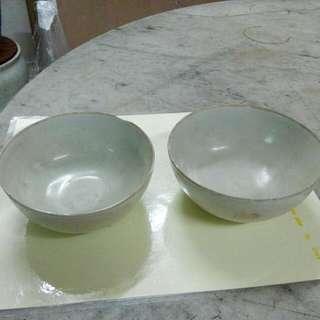 Ceramic Porcelain Bowl Antique Antik 95