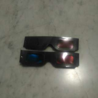 Freegun 3D Glasses