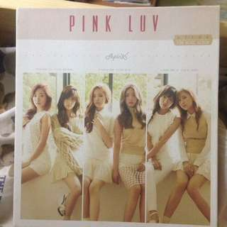 Apink 凈專pink luv
