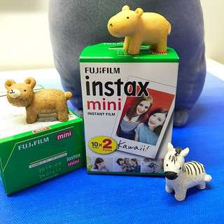 Fuji Instax mini film (Twin)